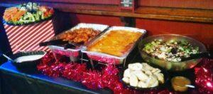 Kislings Catering Menu
