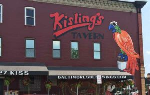 Kislings Tavern Baltimore Maryland Contact Us
